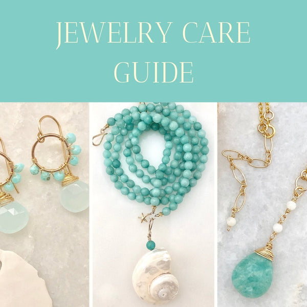 First Rule for Summer Jewelry Care
