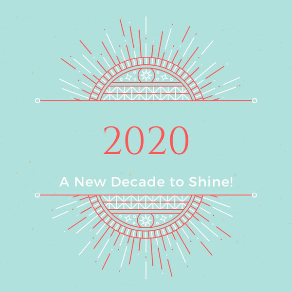 Shine Bright in 2020 ~ With These Healing Gems!