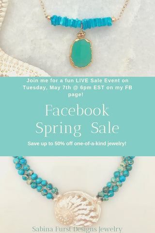 Sabina Furst Designs FB Sale