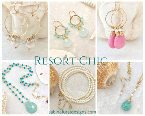 Resort Chic Jewlery