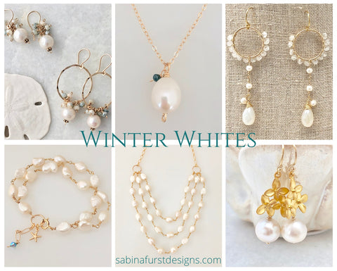 Winter White Jewelry
