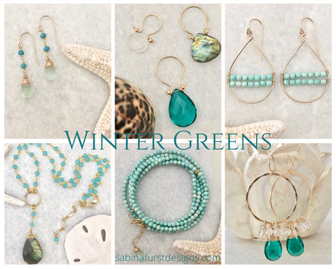 Winter Green Jewelry