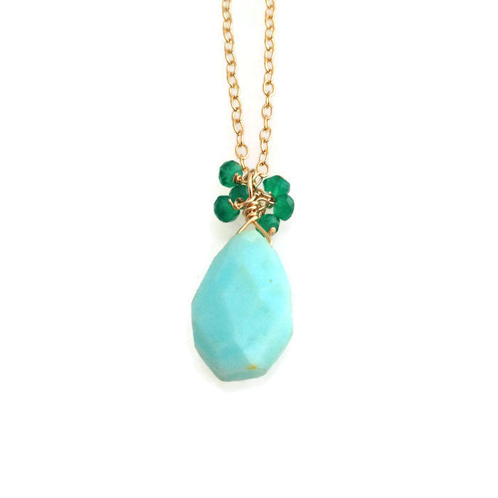 gold isla product opal by jewelry la necklace peruvian chain long