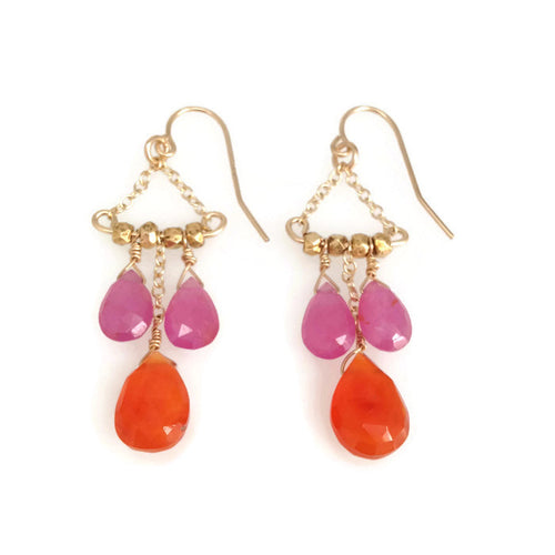 Raj Earrings