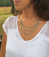 Maldives Triple Necklace
