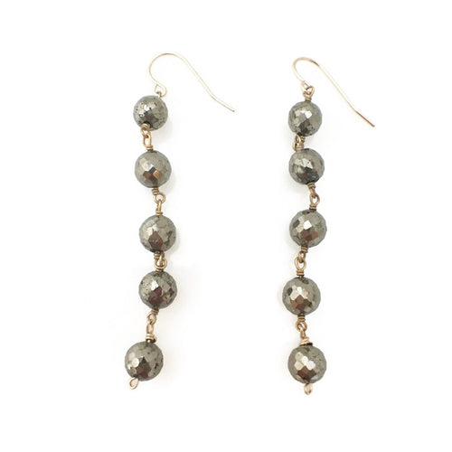 Tremblant Five Drop Earrings