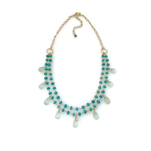 Mustique Jasmine Necklace