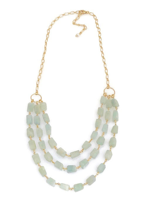 Osterville Triple Necklace