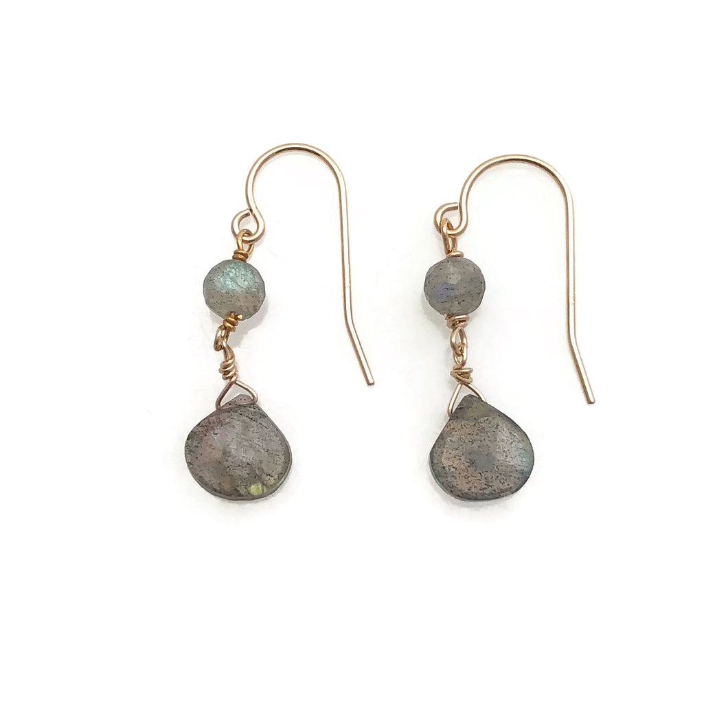 Manhattan Drop Earrings