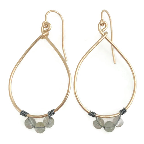 Sausalito Hoop Earrings