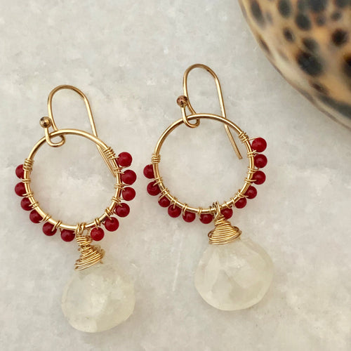 Cortina Earrings