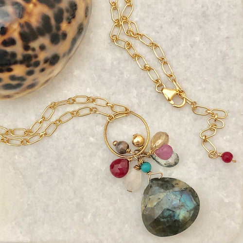 Gemstone Treasures Necklace