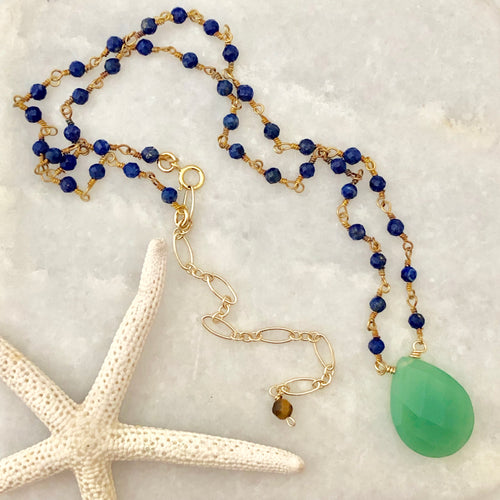 St. Lucia Necklace