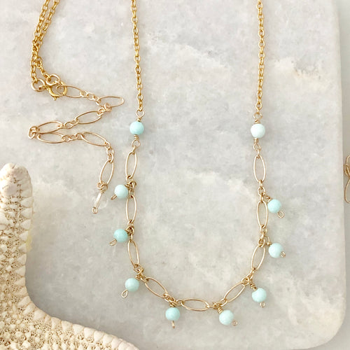 Captiva Dainty Necklace