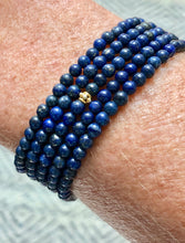 St. Lucia Gemstone Wrap Bracelet - Two in One