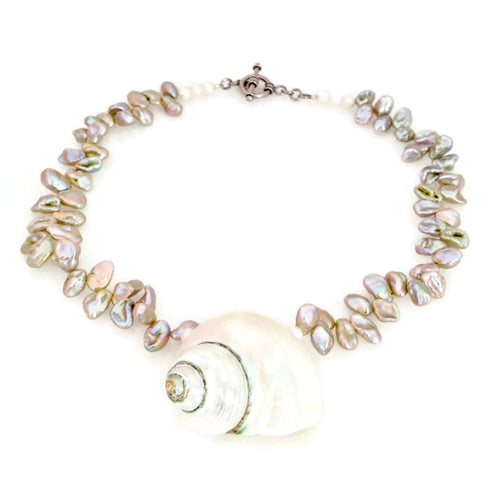 Tahiti Shell Necklace