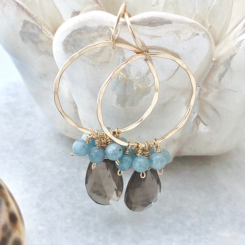 Newport Hoop Earrings