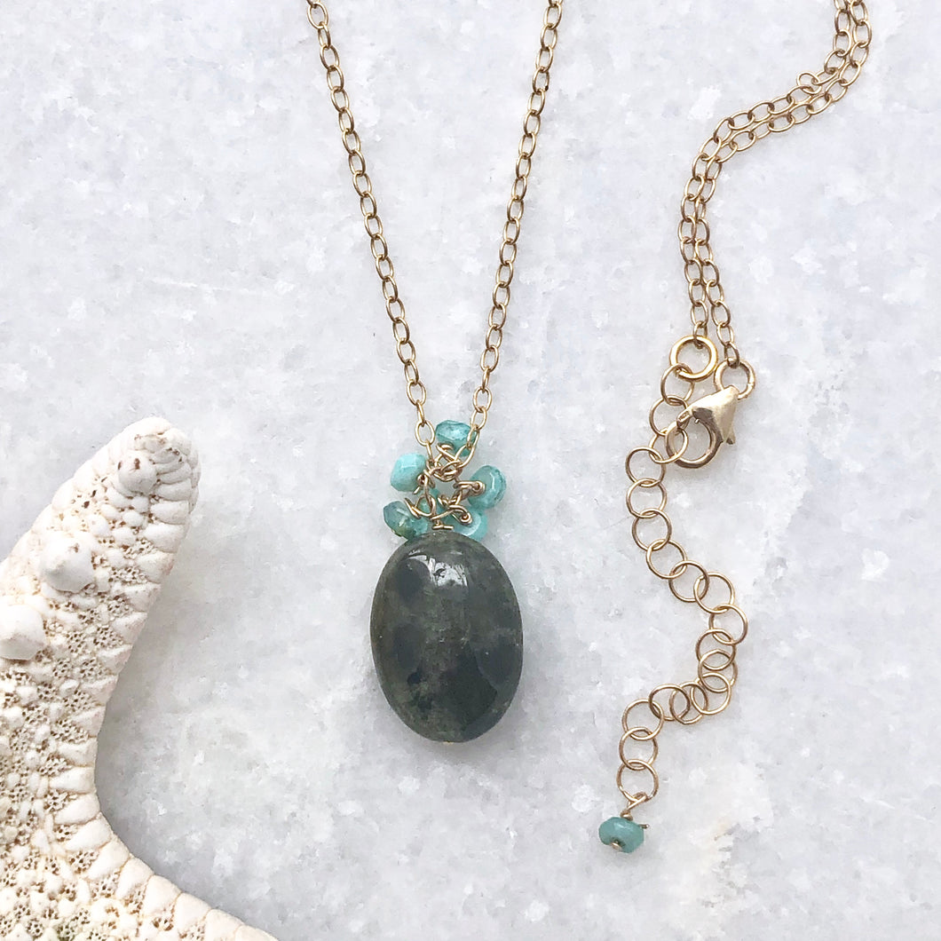 Sea Cluster Necklace