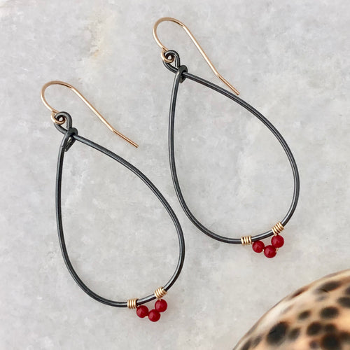Lucerne Hoop Earrings