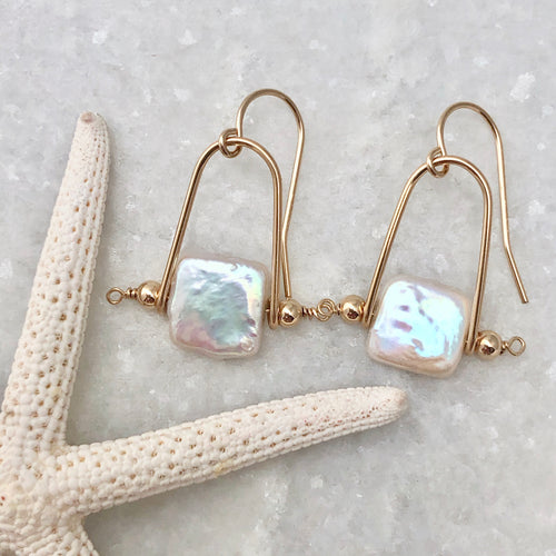 Kensington Square Earrings