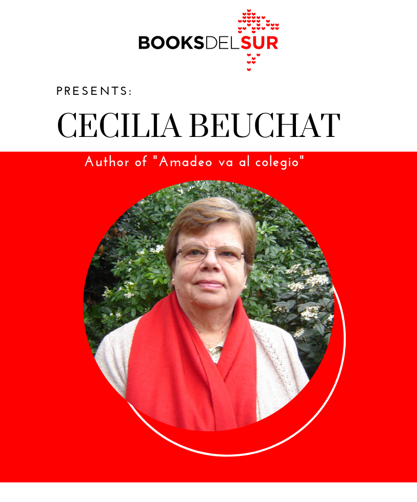 Author Interview / Entrevista con Autora Cecilia Beuchat