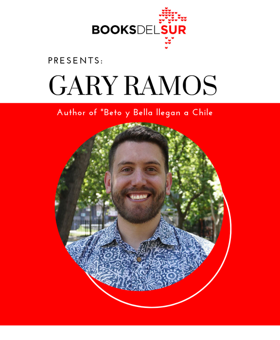 Author Interview / Entrevista con Autor: GARY RAMOS
