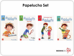 Papelucho Book Set