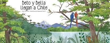 image of pages from Beto y Bella