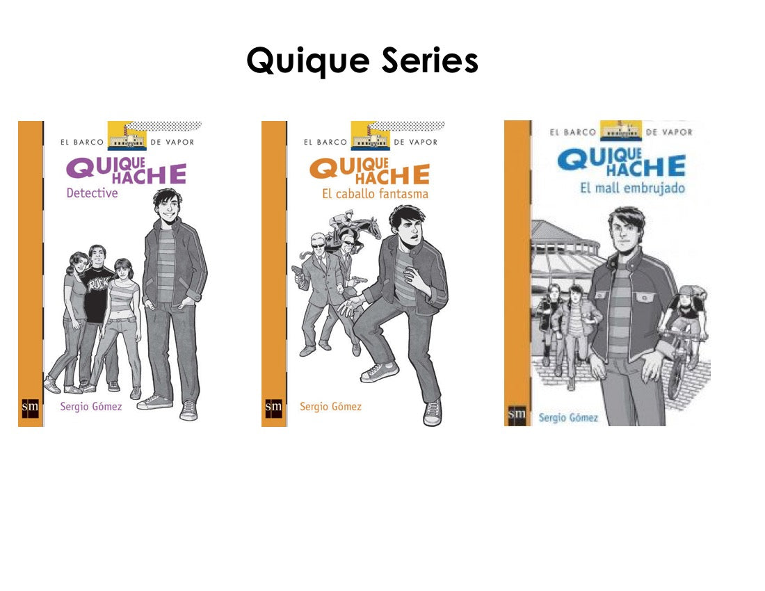 Quique Series