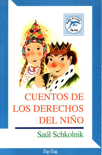 Book Cover depicting a king and queen illustration