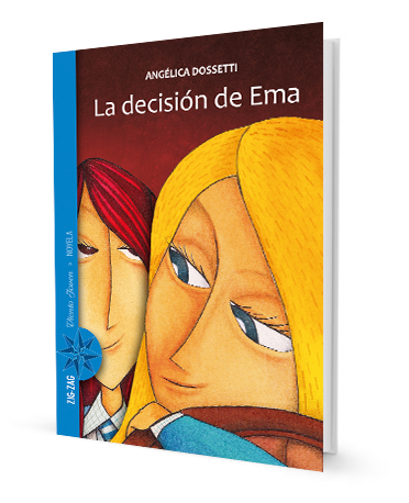book cover illustrates two girls hugging