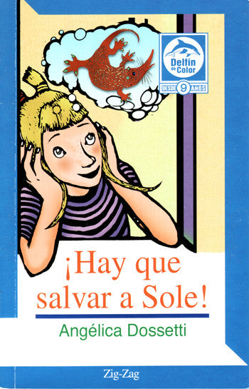 book cover shows a girl thinking