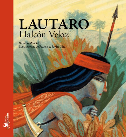 book cover illustrates lautaro