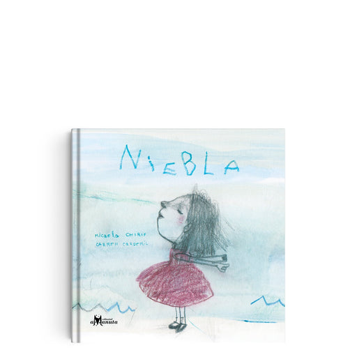 book cover illustrates a girl