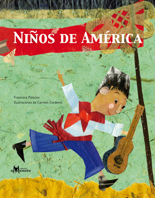 book cover illustrates a child with an instrument