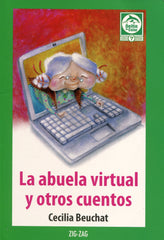 image of the cover of La abuela virtual y otros cuentos