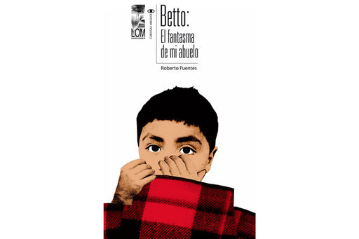 book cover depicting an illustration of a boy covering his face with his hands