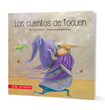 book cover illustrates Tocuen