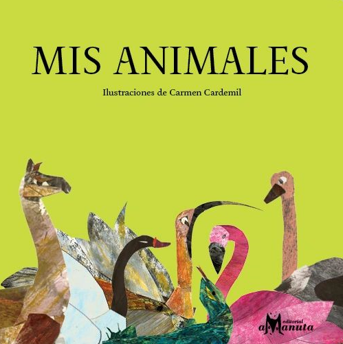 cover shows a bunch of animals