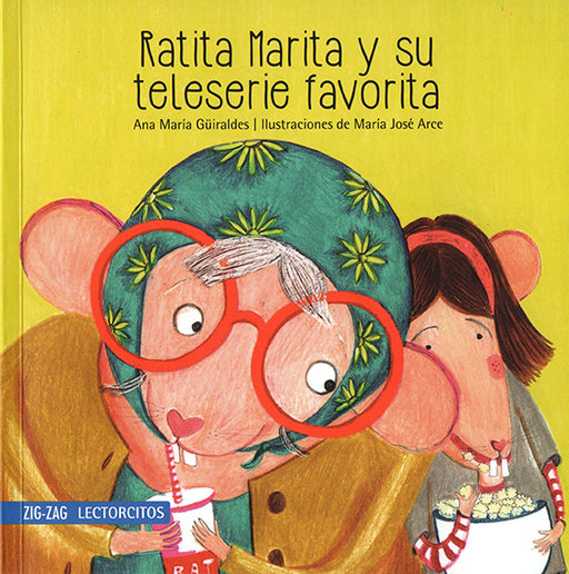 book cover illustrates one rat in glasses and another rat