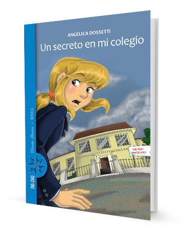 book cover illustrates a woman in uniform entering a building