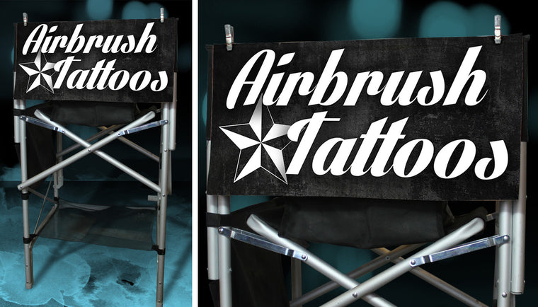 Airbrush Tattoo Mini Mat