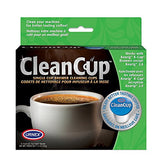 CleanCup Single Serve Coffee Machine Cleaning Capsules, 5 Count