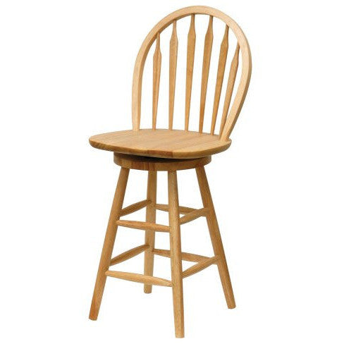 24 Windsor Swivel Stool, Single, RTA