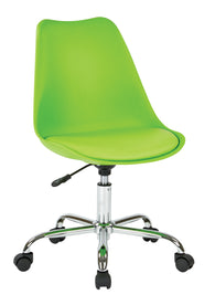 Ave Six EMS26-6-osp Emerson Student Office Chair, Green