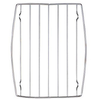 HIC Wire Roasting Baking Broiling Rack, 8-Inches x 10.375-Inches