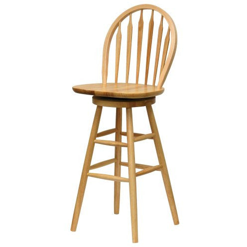 30 Windsor Swivel Stool, Single, RTA