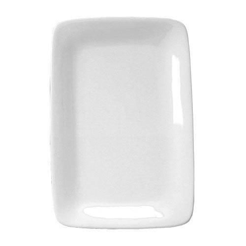 HIC Porcelain Rectangle Plate, 7