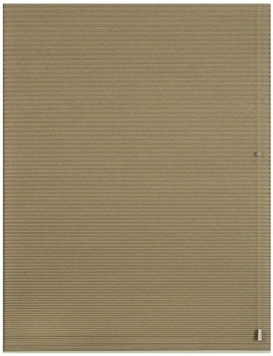 Achim Home Furnishings Honeycomb Cellular Shade, 29-Inch by 64-Inch, Mocha