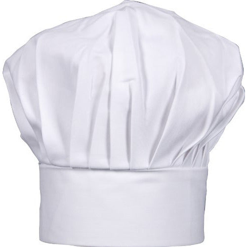 HIC Adult Size Adjustable Chef Hat